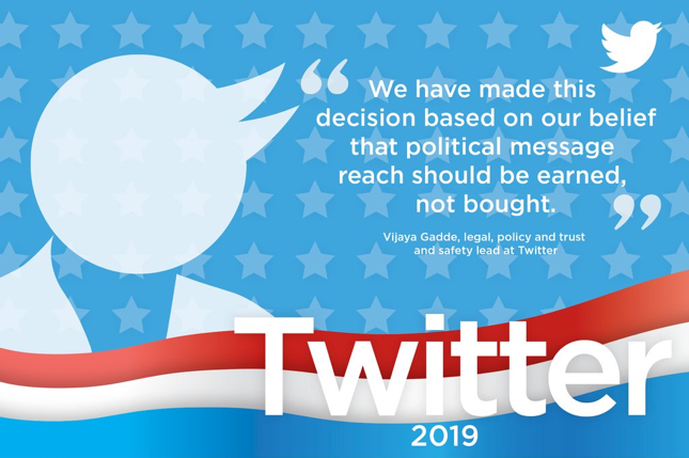 Twitter Political Advertising